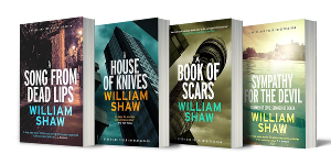 William Shaw – Exceptional crime fiction